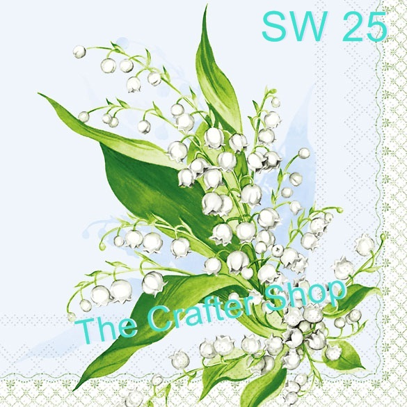 Napkin Sweet Pac (รหัสสินค้า SW-25)