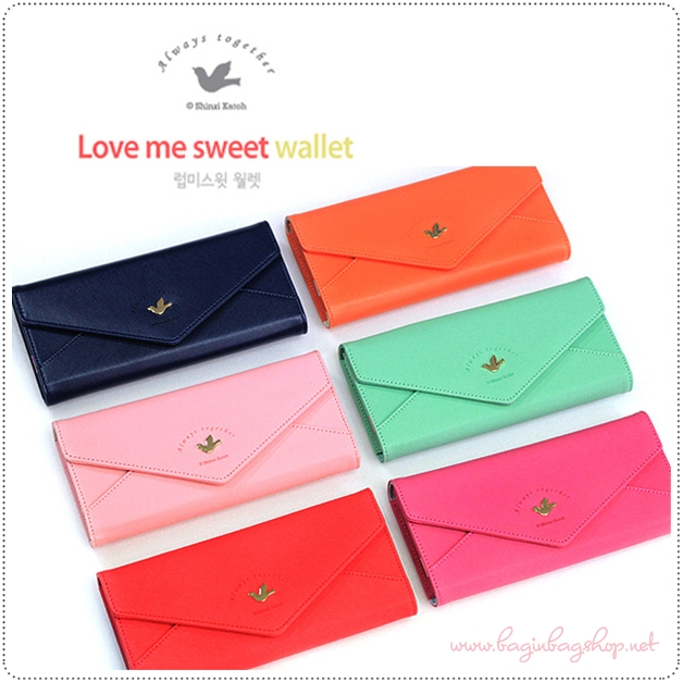 Love Me Sweet Wallet