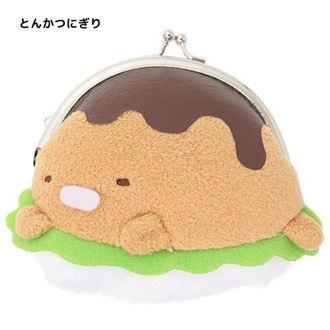 กระเป๋าใส่เหรียญ Sumikko Gurashi ทงคัตซึ