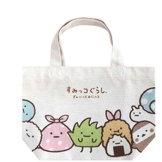 กระเป๋าผ้าใบเล็ก Sumikko Gurashi 1