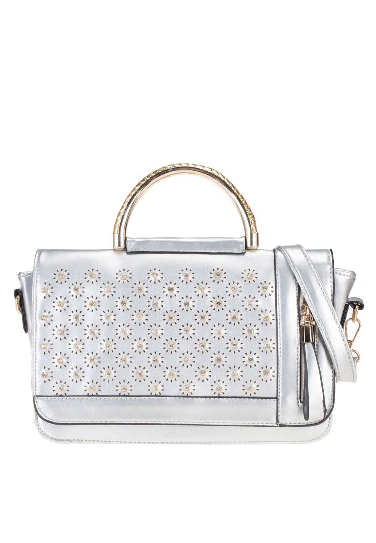 กระเป๋าถือ Flipped Sparkling Diamond