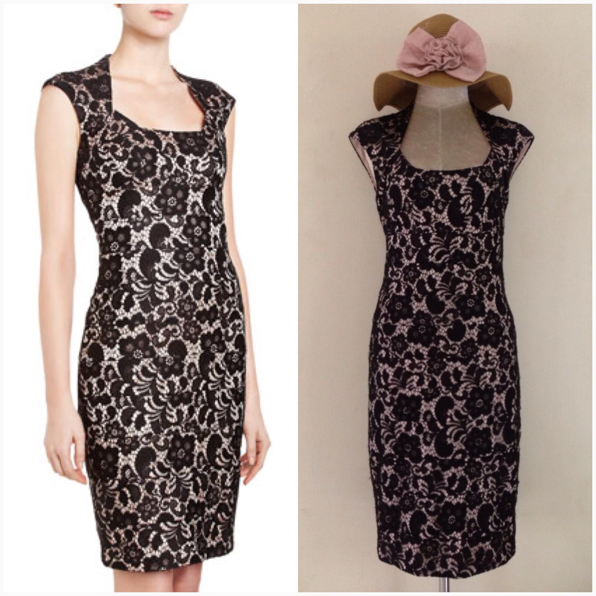 Jax Lace Dress Size Uk6