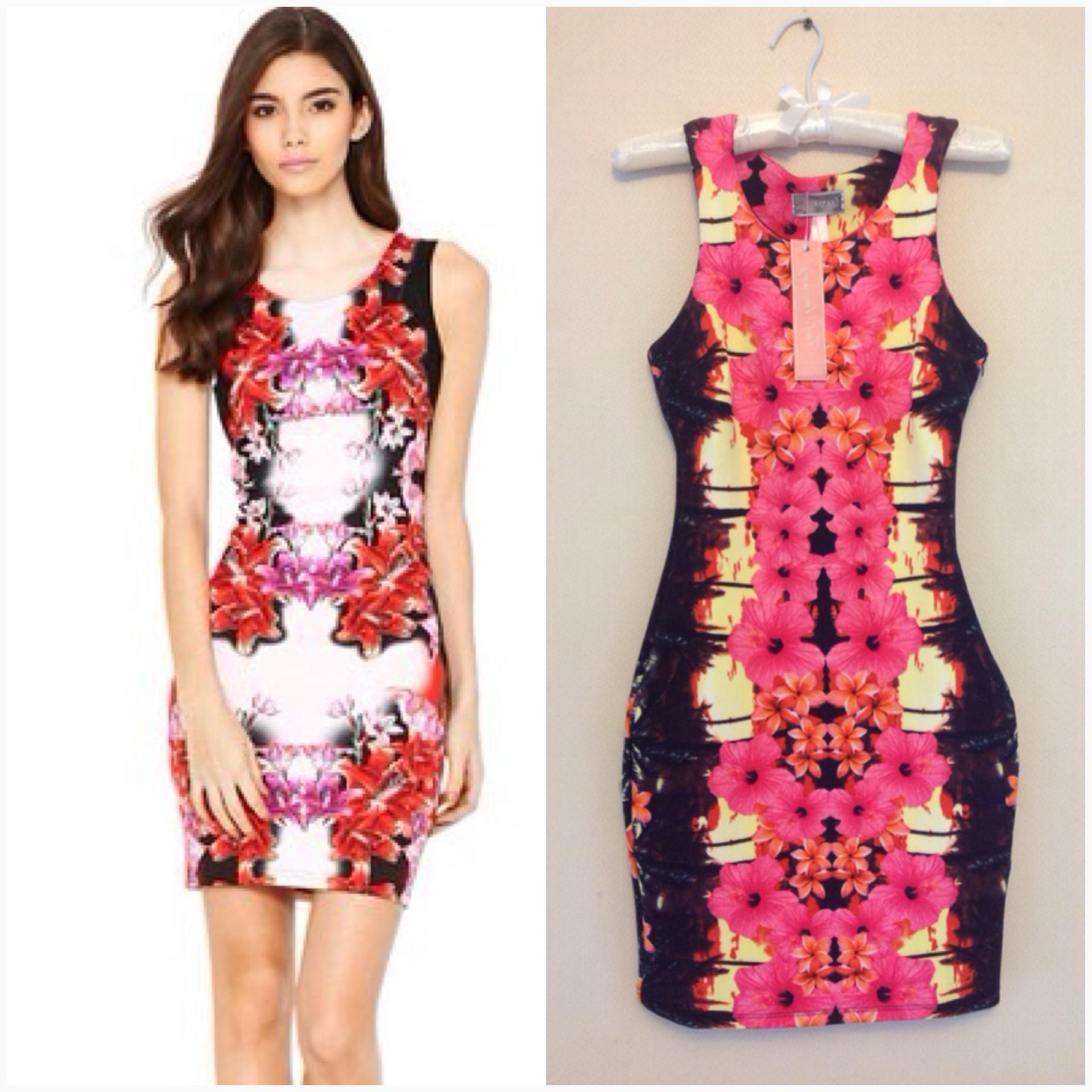 Lipsy floral dress size uk10