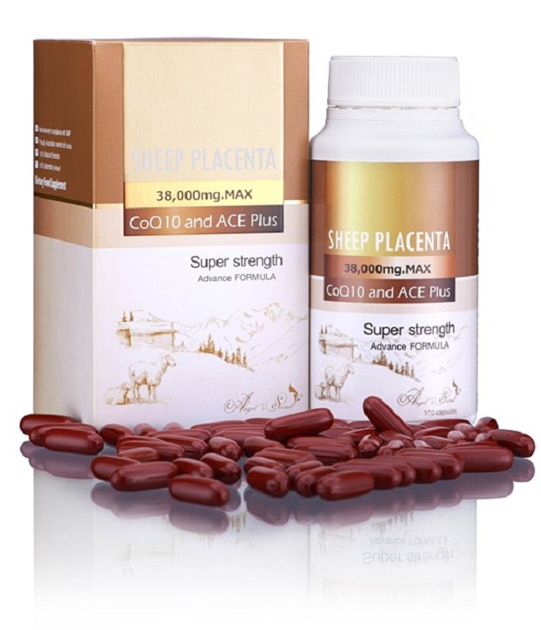 Angel's Secret Sheep Placenta 38000 mg รกแกะ