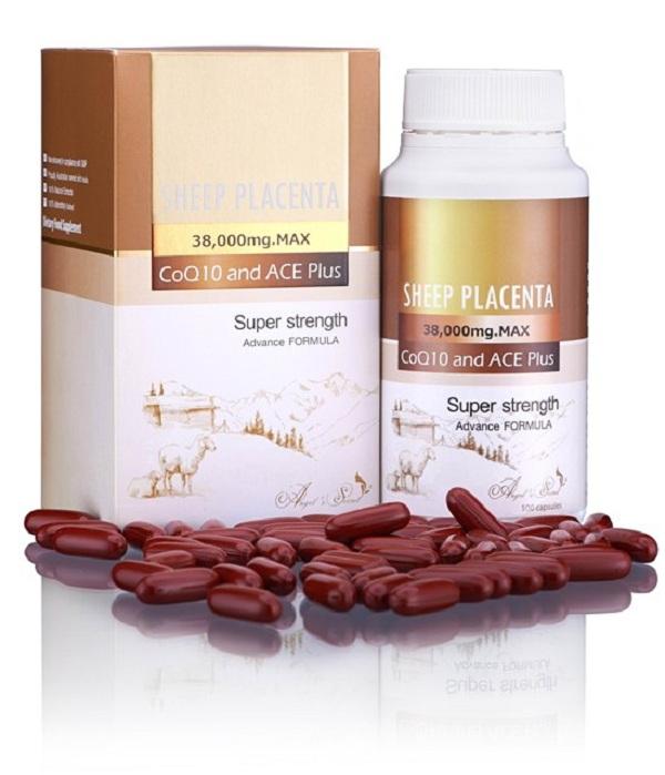 Angel's Secret Sheep Placenta 38000 mg รกแกะ